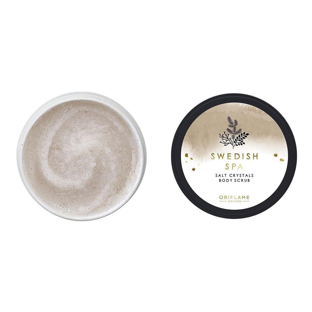 Picture of Salt Crystals Body Scrub