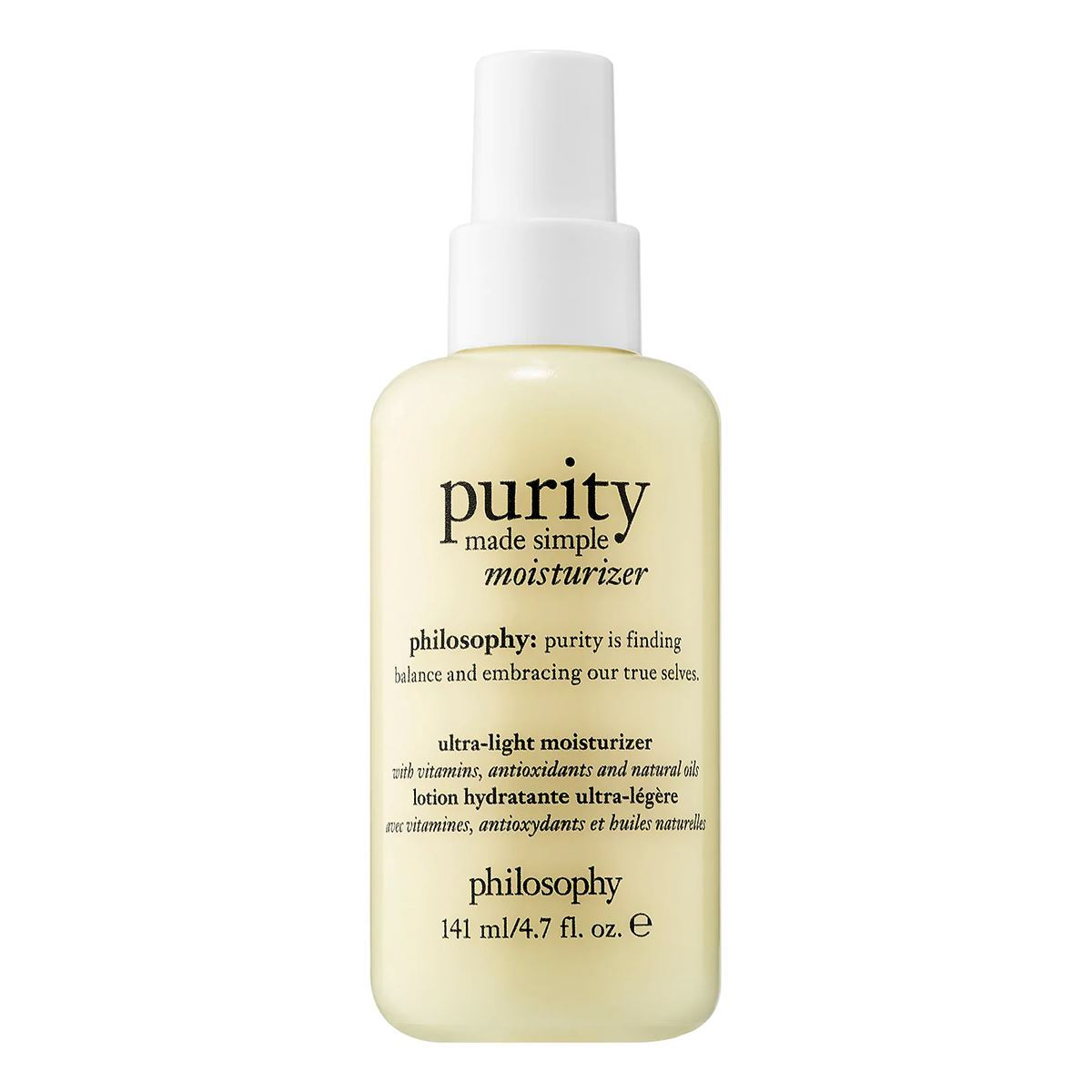 Picture of Purity Moisturizer
